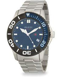 Gucci - Men's 126 Xl Bracelet Watch, 45mm - Lyst