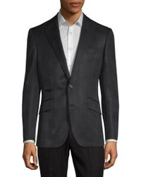 Robert Graham - Mixed-print Jacquard Jacket - Lyst