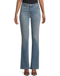 J Brand - Litah High-rise Bootcut Jeans - Lyst