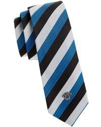 Versace - Cravette Embroidered Tie - Lyst