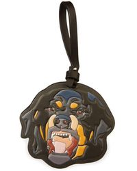 Givenchy - Rottweiler Leather Bag Charm - Lyst