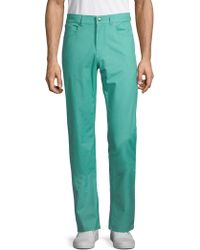 Peter Millar - Stretch Pima Cotton Trousers - Lyst