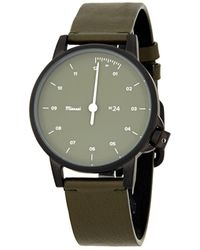 Miansai | Leather-strap Watch | Lyst