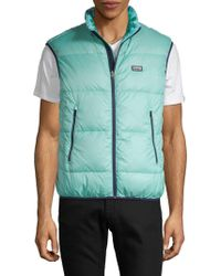 Vilebrequin - Reversible Down-filled Puffer Vest - Lyst