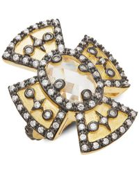 Freida Rothman - Maltese Cocktail Ring - Lyst