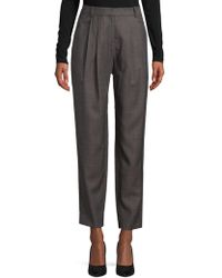 Lafayette 148 New York - Crease Front Trousers - Lyst