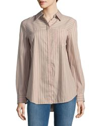 Lafayette 148 New York - Brody Button-down Shirt - Lyst