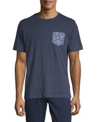 Tailor Vintage - Anchor Away Tee - Lyst