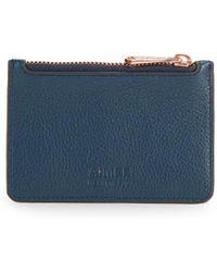 Aimee Kestenberg - Melbourne Leather Credit Card Wallet - Lyst
