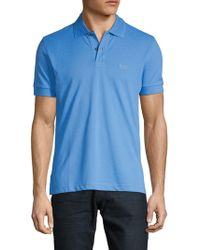 c1a8a55c BOSS - Classic Polo - Lyst