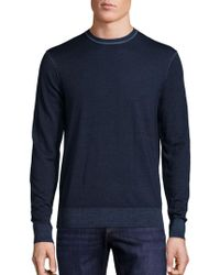 Michael Kors - Washed Merino Wool Sweater - Lyst