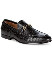 Saks Fifth Avenue - Firenze Leather Loafers - Lyst