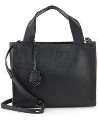 Botkier - Fulton Croco Leather Tote - Lyst
