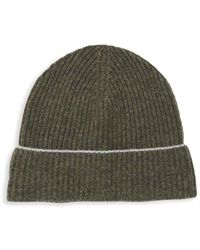 Saks Fifth Avenue - Cashmere Knit Beanie - Lyst