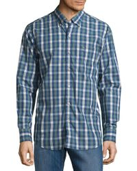 Tommy Bahama - Tudo Check Cotton Casual Button-down Shirt - Lyst