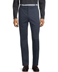 G/FORE - Straight-leg Stretch Cotton Trousers - Lyst