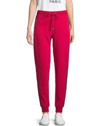 Karl Lagerfeld - Logo Jogger Trousers - Lyst
