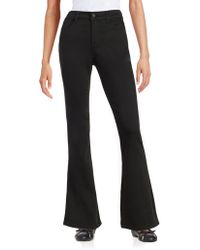 NYDJ - Flared Stretch Trousers - Lyst