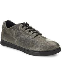 Stuart Weitzman - Home Stretch Sparkle Trainers - Lyst
