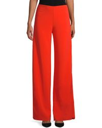 Lovers + Friends - Take It Higher Wide-leg Trousers - Lyst