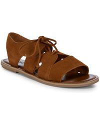 TOMS - Calips Open Toe Sandals - Lyst