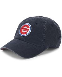 American Needle - Chicago Cubs Cotton Baseball Cap - Lyst