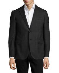 Giorgio Armani - Virgin Wool Jacket - Lyst
