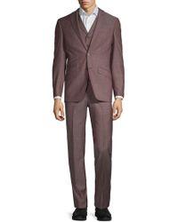Tallia Orange - Classic Wool Suit - Lyst