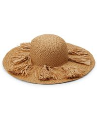 San Diego Hat Company - Beach Comber Straw Hat - Lyst