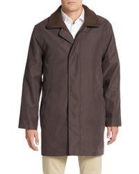 Lyst - Lauren By Ralph Lauren Charcoal Heavy Twill Sport Coat in ... 32cd71dd3157