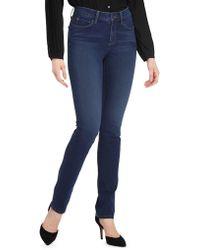 NYDJ - Sher Slim Five-pocket Jeans - Lyst