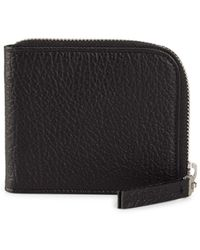 Maison Margiela - Leather Coin Pouch Wallet - Lyst