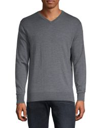 Peter Millar - V-neck Sweater - Lyst