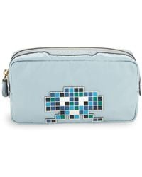Anya Hindmarch - Pixel Robot Makeup Bag - Lyst