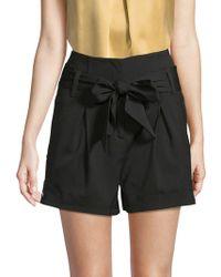 IRO - Sigler High-waist Shorts - Lyst