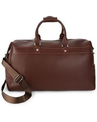 Robert Graham - Samson Leather Duffle Bag - Lyst