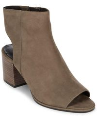 Kenneth Cole - Charlo Leather Open-toe Sandals - Lyst