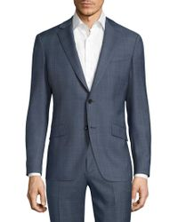 Theory - Malcolm Camley Slim-fit Wool Jacket - Lyst