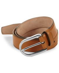 Bally - Greywall Leather Belt - Lyst