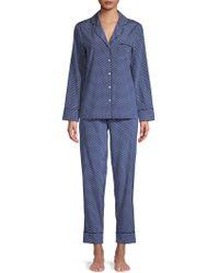 Stella McCartney - Two-piece Pyjama Top & Trousers Set - Lyst