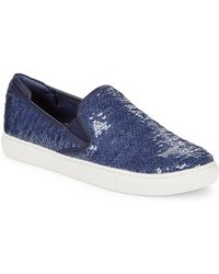 J/Slides - Sequin Slip-on Trainers - Lyst