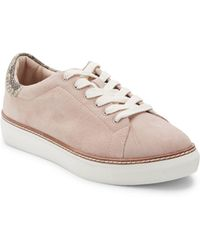 Liebeskind Berlin - Round Toe Lace-up Sneakers - Lyst