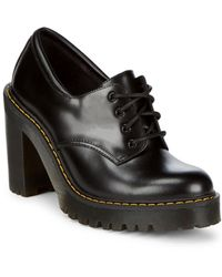 Dr. Martens - Salome Lace-up Heels - Lyst