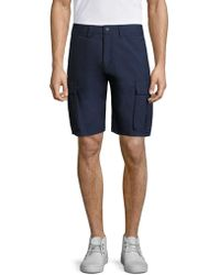 North Sails - Howard Cotton-blend Cargo Shorts - Lyst