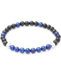 Effy - Lazuli Lapis Bracelet - Lyst
