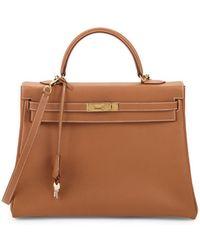 4748eba0903 Lyst - Women s Hermès Totes and shopper bags