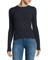 NAKEDCASHMERE - Cashmere Crewneck Sweater - Lyst
