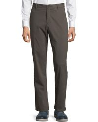 Zachary Prell - Slim-fit Straight-leg Trousers - Lyst