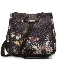 LeSportsac - Graphic Bucket Bag - Lyst