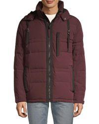Marc New York - Huxley Down Filled Puffer Jacket - Lyst